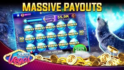 Club Vegas - SpielautomatenScreenshot von 3