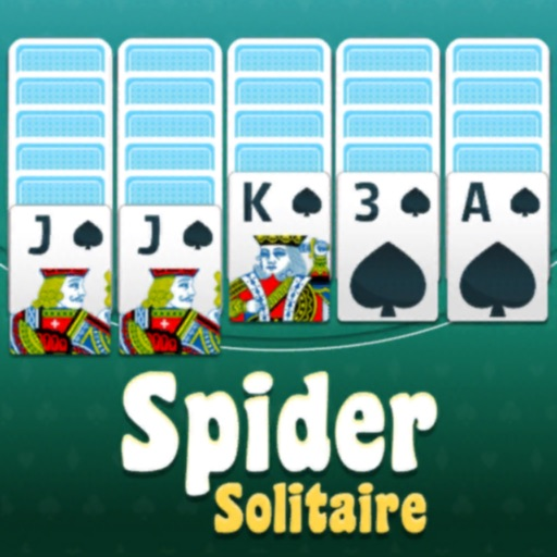 Spider Solitaire -> Card Game