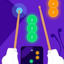 Magic Drums: AI Rhythm Games