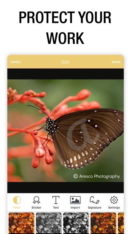 Watermark Photo: Add Copyright screenshot-5