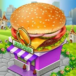 Burger Factory Kitchen