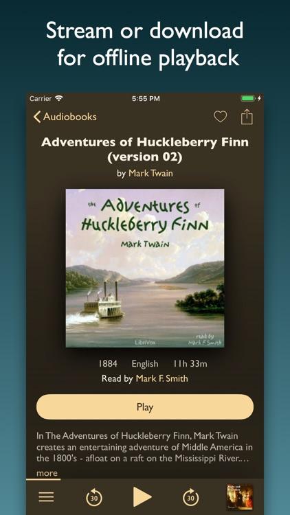 Oldio - Audiobook Classics screenshot-6