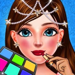 Anime Girl Yandere Makeup Spa