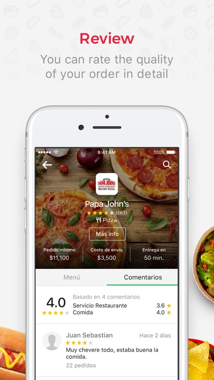 Domicilios.com - Order food screenshot-3