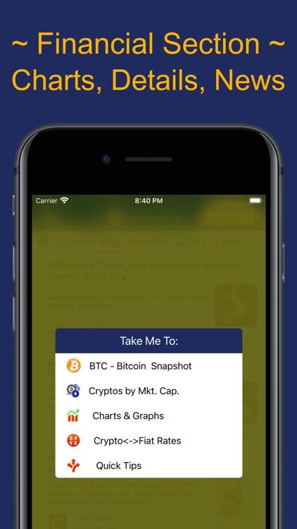 BTCnews - Bitcoin Crypto News screenshot-7