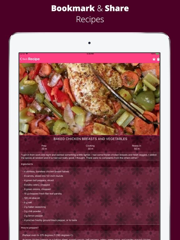 Recipe Book - 30K+ Recipes screenshot 8