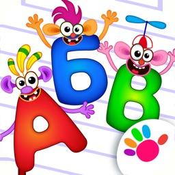 АЗБУКА FULL Алфавит для детей