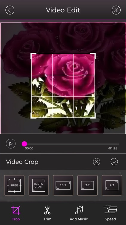 Video Cropper - Video Maker