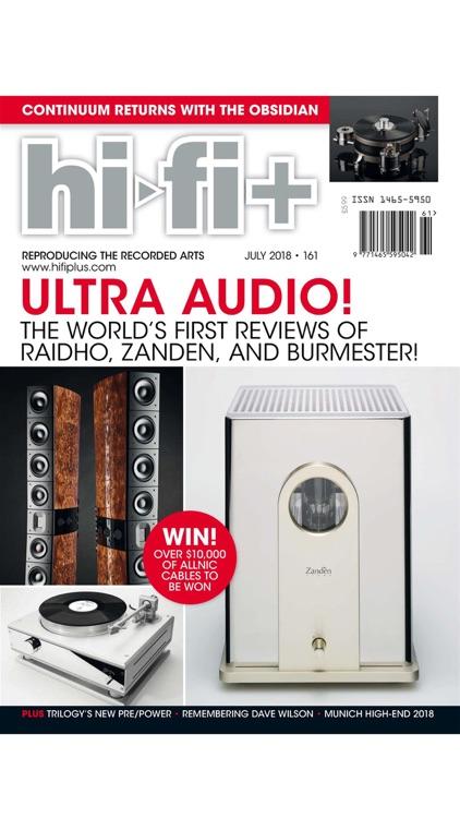 Hi-Fi Plus Magazine