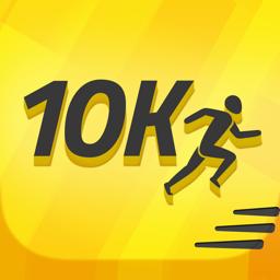 Ícone do app 10K Runner, Couch to 10K Run