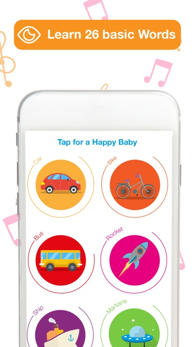 Screenshot #9 for Happy Baby: laugh & learn app