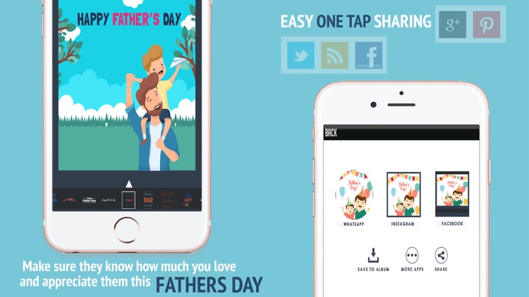 DIY Father's Day Card Creator screenshot-4