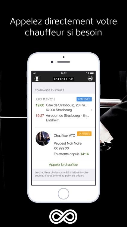 INFINI CAB screenshot-3