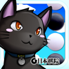 日本棋院 張栩の黒猫のヨンロ