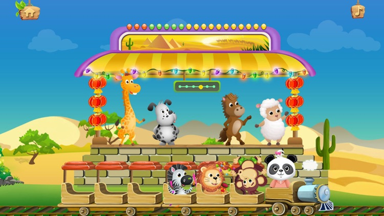 Lola's Math Train LITE screenshot-4