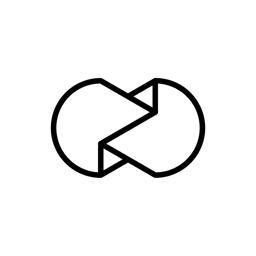 Ícone do app Unfold — Editor de Stories