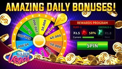 Club Vegas - SpielautomatenScreenshot von 5
