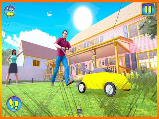 Happy Virtual Family Simulator screenshot 9