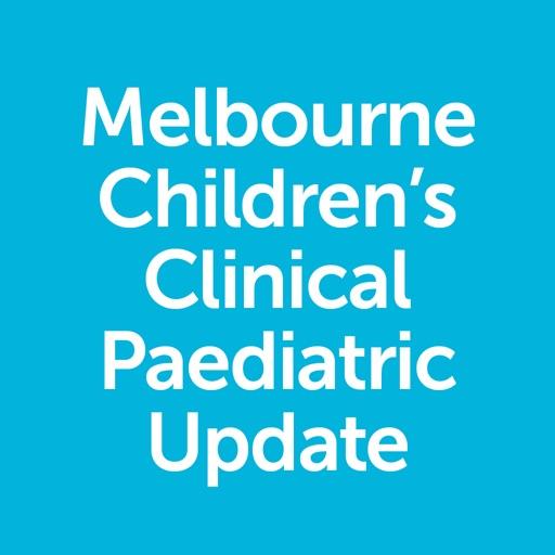 Melbourne Children's CPU 2018 iOS App