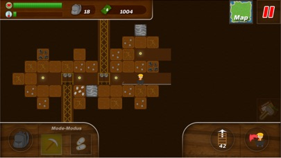Screenshot #7 for Treasure Miner - 2d gem mine