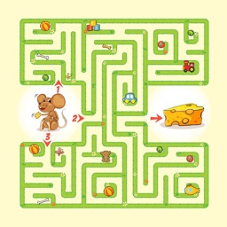 Classic 3D Mazes & Labyrinths
