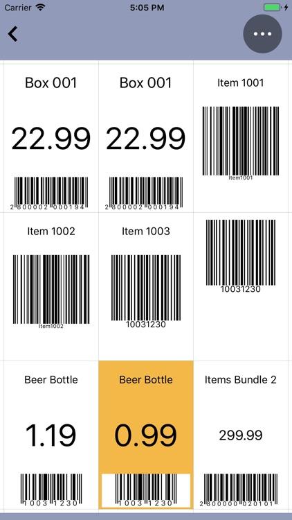 Barcode Generator : for labels screenshot-4