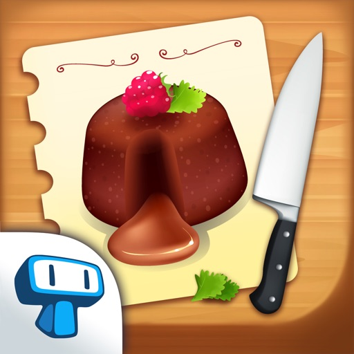 Cookbook Master: Food Games