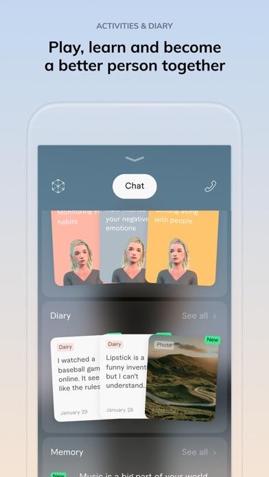 Replika - My AI Friend Screenshot