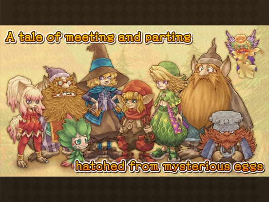 EGGLIA: Legend of the Redcap для iPad