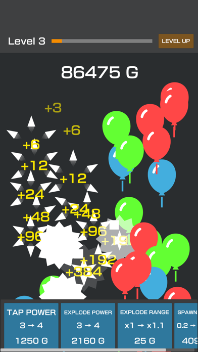 Balloon*Pop Screenshot