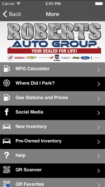 Roberts Auto Group >> Roberts Auto Group By Dealership For Life Mobile Apps