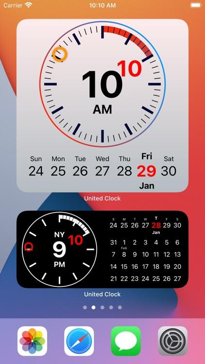 United Clock screenshot-0