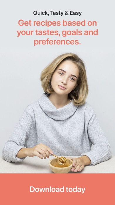Cookbook- Cooking Healthy MealScreenshot of 2