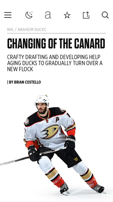 The Hockey News review screenshots