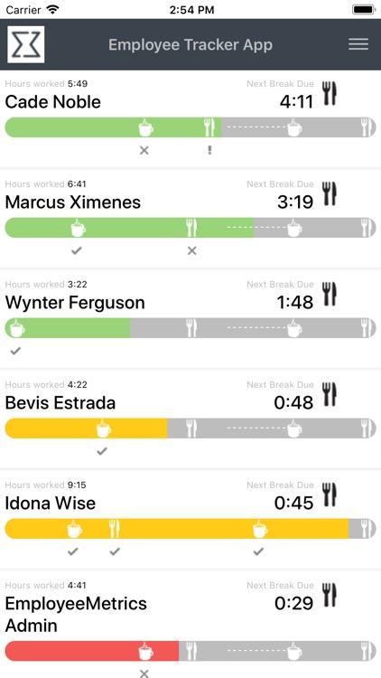 Employee Tracker App