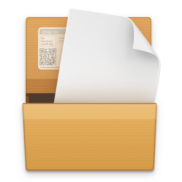 the unarchiver pour mac