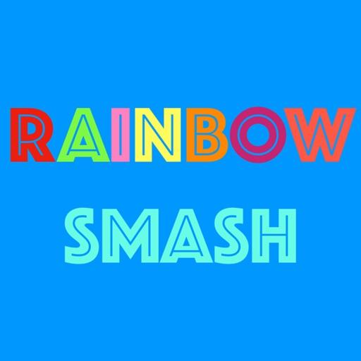 Rainbow Smash: a Colorful Game