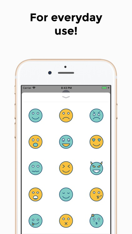 Smileys for iMessage