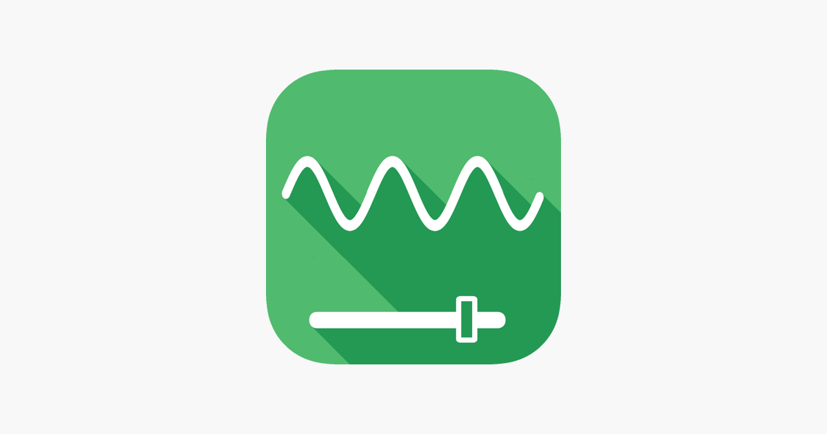 Tone Generator: Audio Sound Hz on the App Store