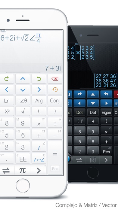 Screenshot for Calculator ∞ - Calculadora in Mexico App Store