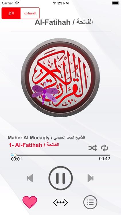 AlQuran Mp3 القران الكريم صوتي