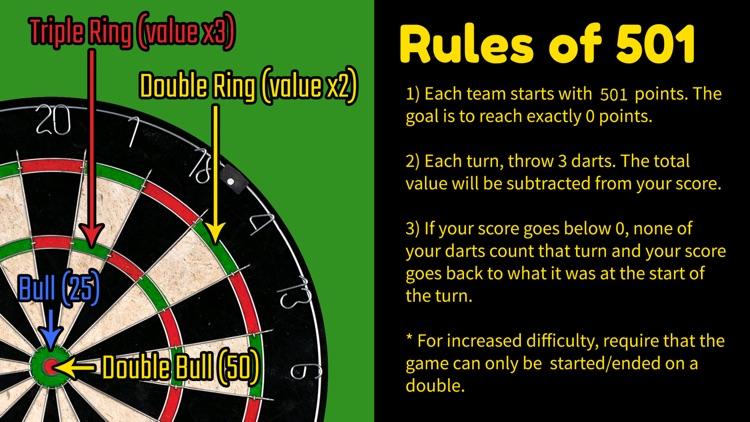 Mr. Darts - Cricket/01 Scorer screenshot-6