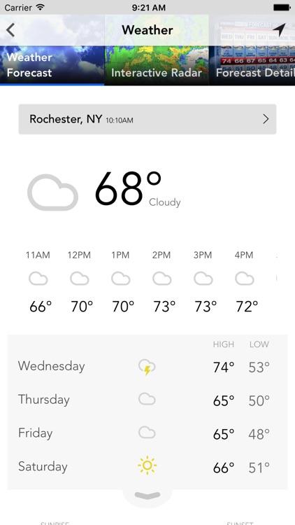 WROC News 8 RochesterFirst screenshot-3
