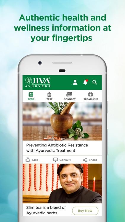 Jiva Health App