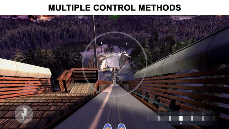 Ski Jumping Pro screenshot-3