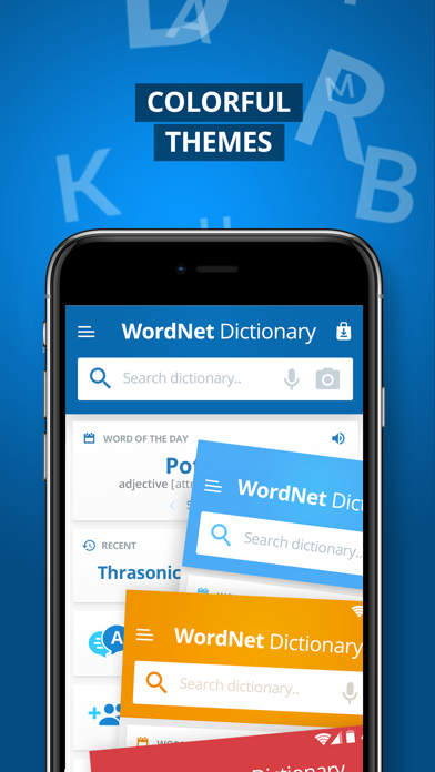 Advanced Dictionary&Thesaurus screenshot three