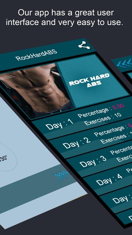 SixPackABS Daily Body Building screenshot-4