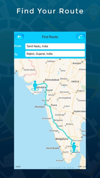 Live Street View Navigation screenshot-5