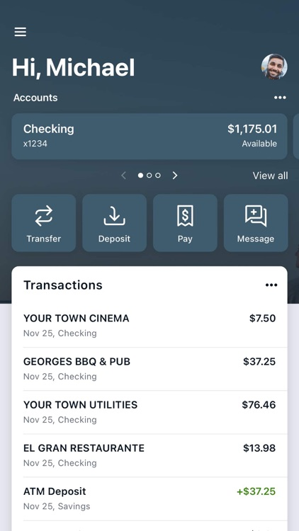 The Dart Bank Mobile