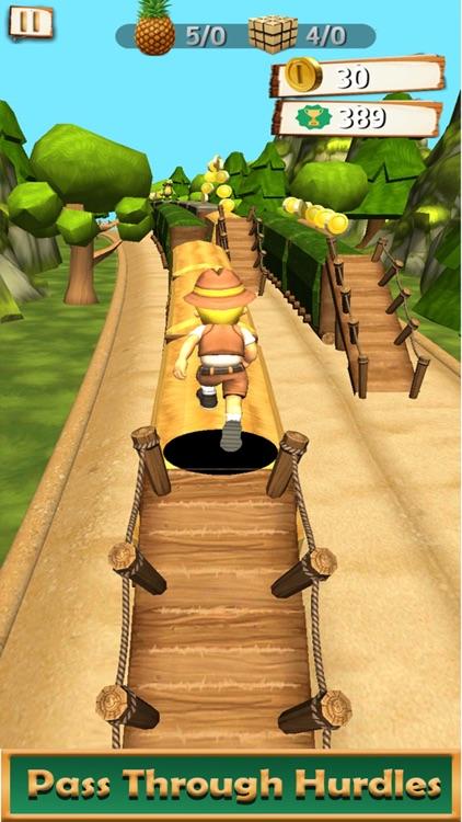 Jungle Runner - 2k18 screenshot-3